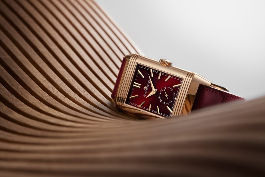 Jaeger-LeCoultre: special Reverso Tribute edition