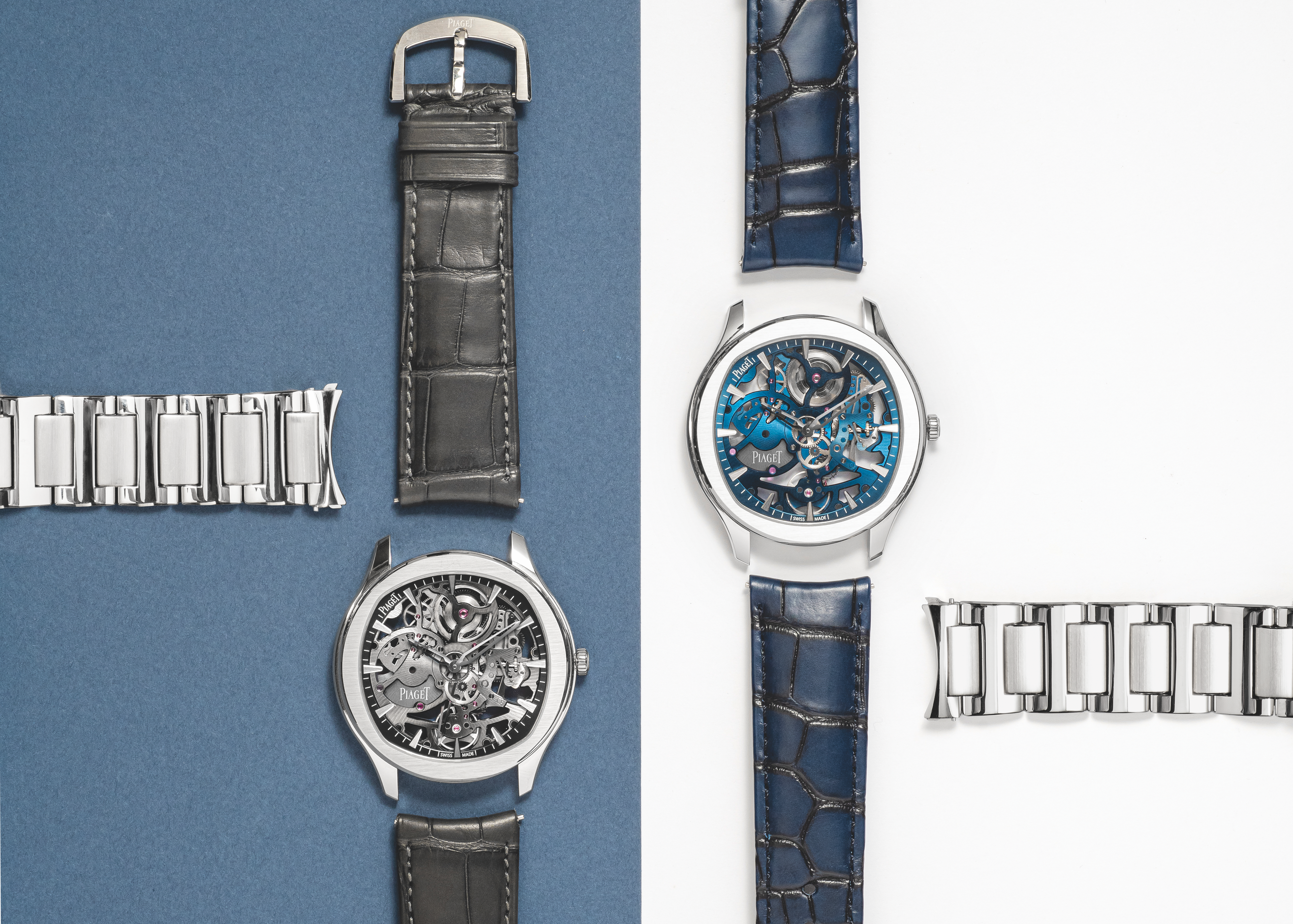 Piaget introduces the Polo Skeleton