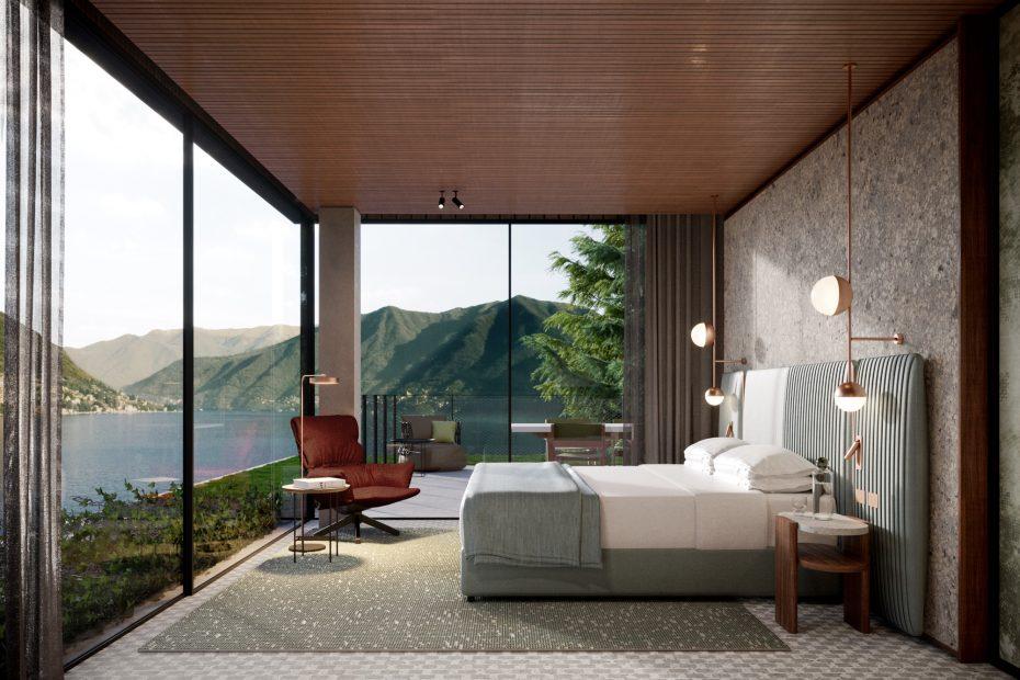 Il Sereno Lago Di Como launches new penthouse suite concept