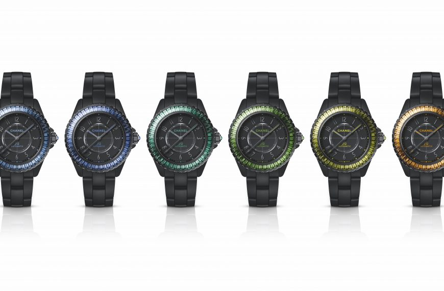 Watches and Wonders 2021: CHANEL Electro