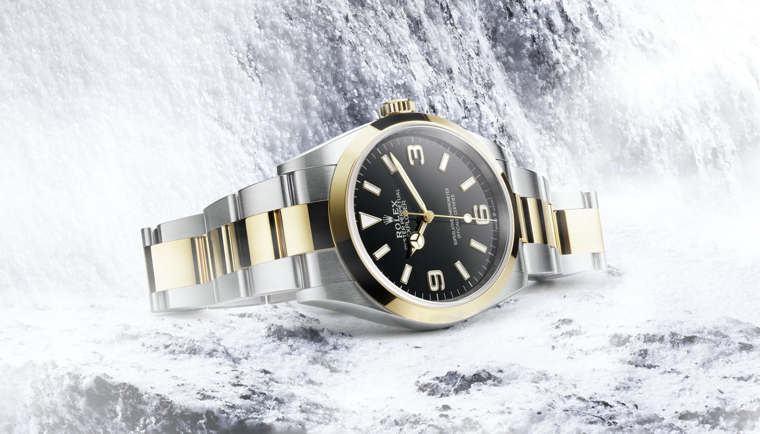 Watches and Wonders 2021: Rolex introduces new versions of the Oyster Perpetual Explorer