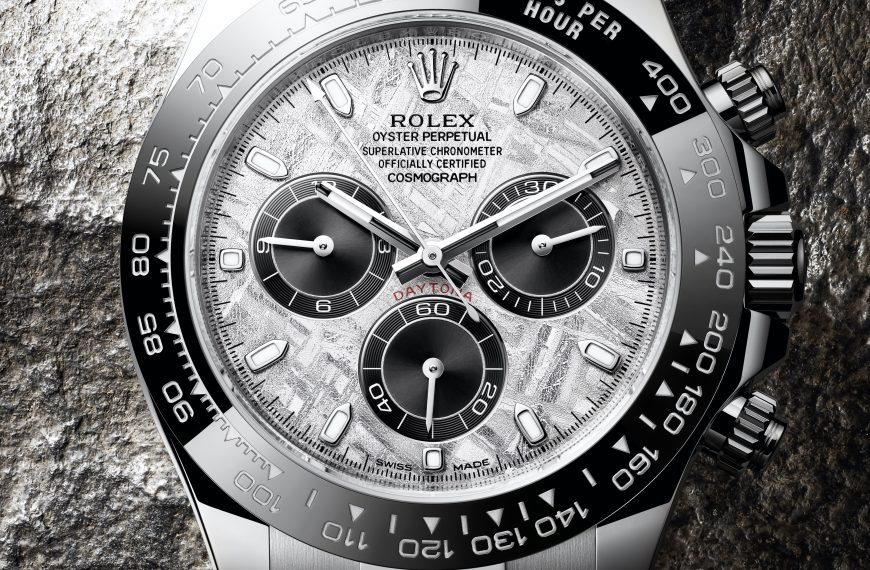 Watches and Wonders 2021: Rolex Oyster Perpetual Cosmograph Daytona