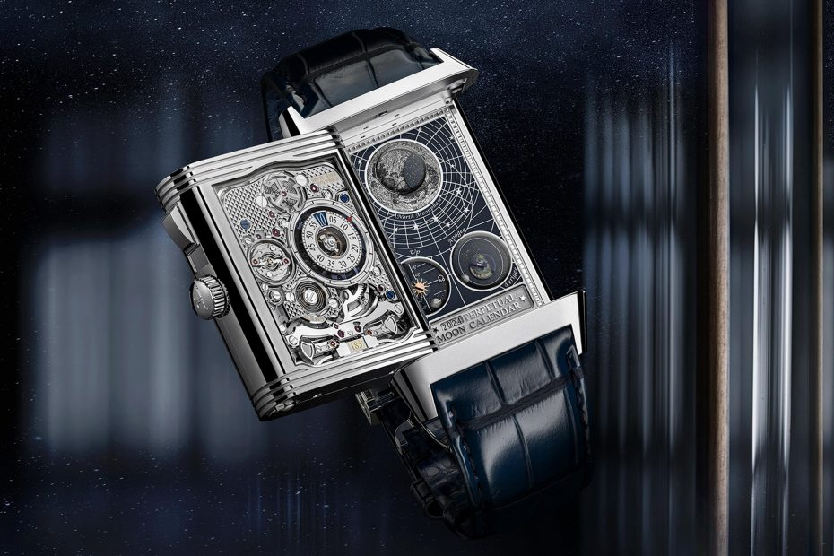 Watches and Wonders 2021: Jaeger-LeCoultre Reverso Hybris Mechanica Calibre 185, a world premiere