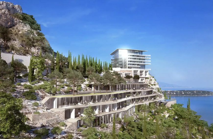 Luxury travel: The Maybourne Riviera will open on the French Côte d'Azur this summer