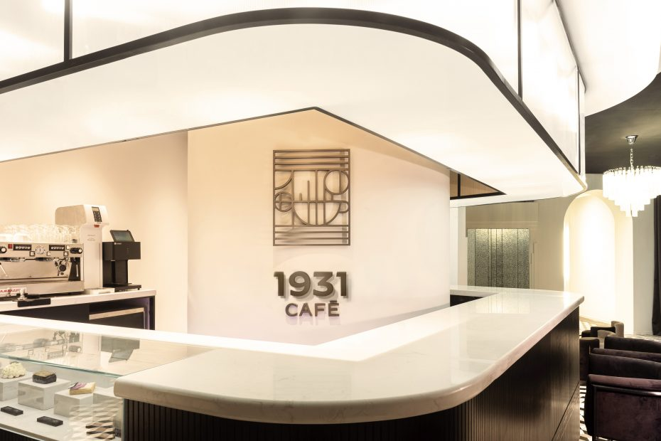 Introducing the Café 1931 by Jaeger-Lecoultre