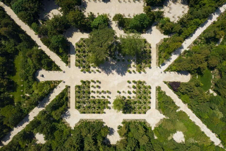 Versailles: the Queen's Grove is now open