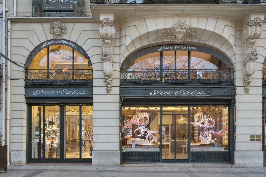 When substance becomes art: Guerlain's 14th FIAC exhibition